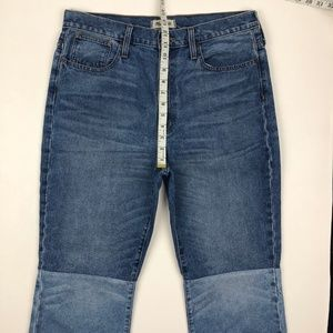 Madewell Jeans - Madewell Retro Crop Bootcut Jeans